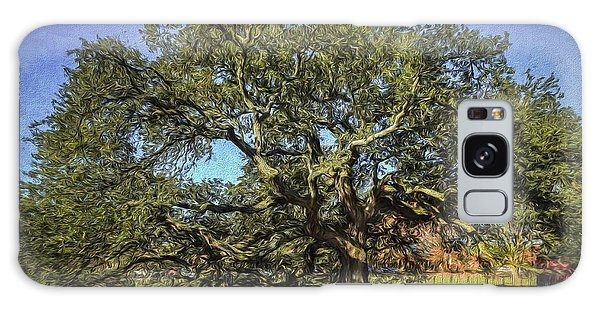 Emancipation Oak Tree Galaxy Case