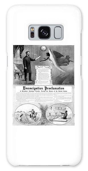 Emancipation Proclamation Galaxy Case