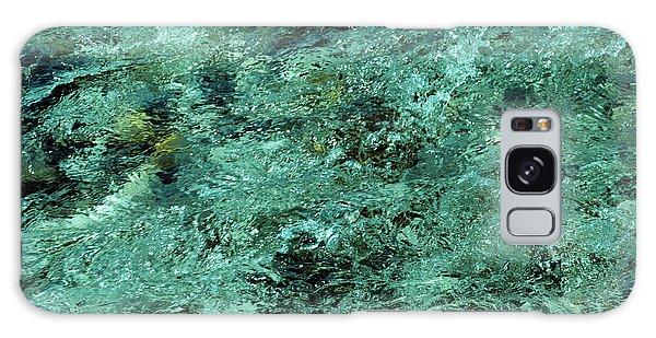 The Emerald Beauty Galaxy Case