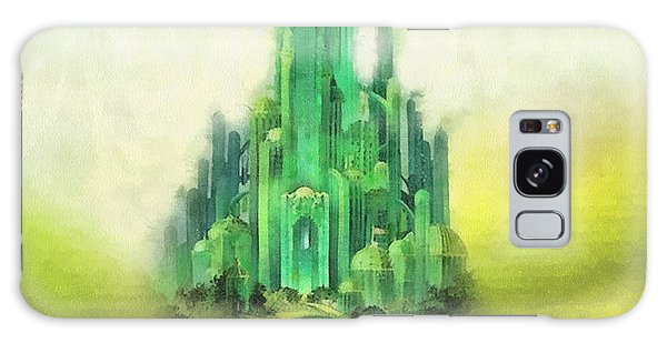 Mo Galaxy Case - Emerald City by Mo T