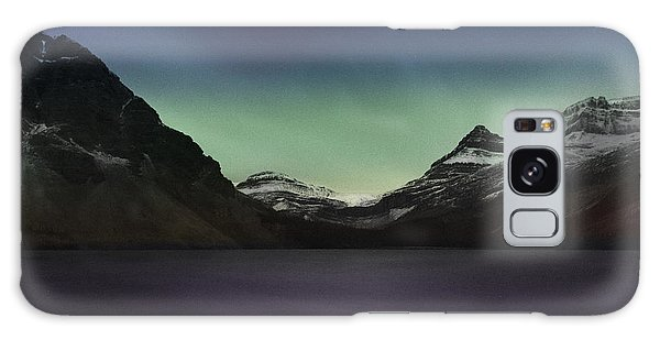 Emerald Lake By Night Galaxy Case