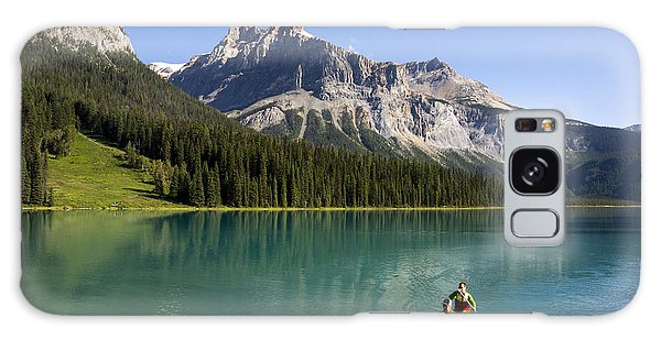 Emerald Lake Galaxy Case
