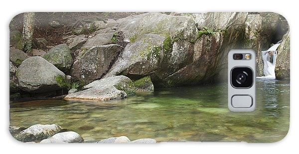 Emerald Pool - White Mountains New Hampshire Usa Galaxy Case