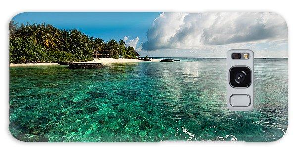 Emerald Purity. Maldives Galaxy Case