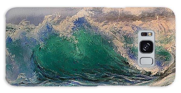 Emerald Sea Galaxy Case