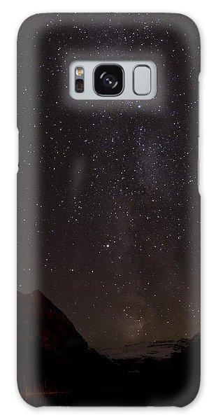 Emerald Star Shine Galaxy Case
