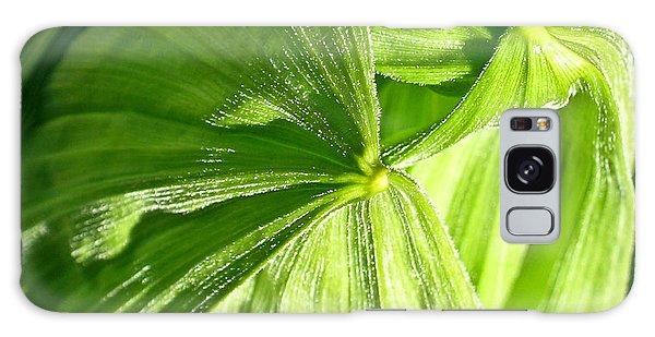 Emerging Plants Galaxy Case