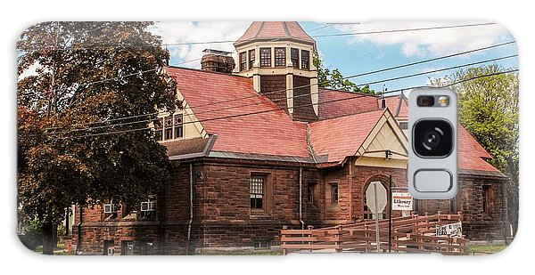 Emily Williston Memorial Library And Museum Galaxy Case