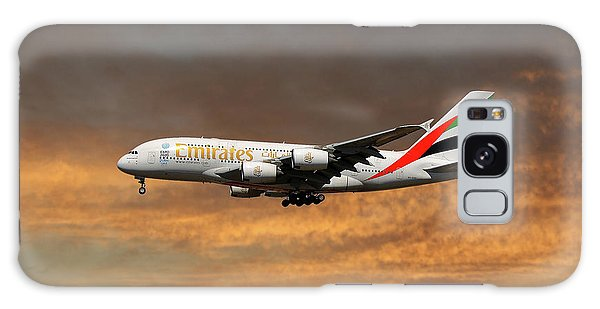 Jet Galaxy Case - Emirates Airbus A380-861 3 by Smart Aviation