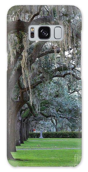 Emmet Park In Savannah Galaxy Case