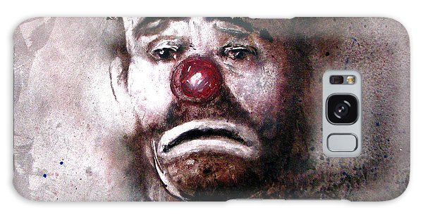 Emmit Kelly Clown Galaxy Case