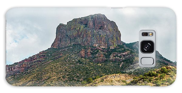 Galaxy Case featuring the photograph Emory Peak Chisos Mountains by SR Green