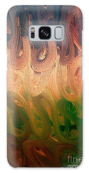 Emotion Acrylic Abstract Galaxy Case