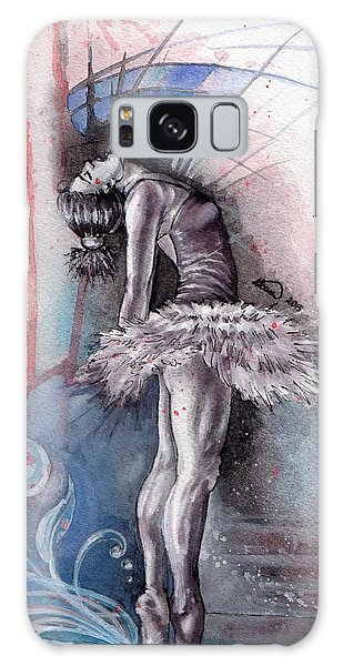Emotional Ballet Dance Galaxy Case