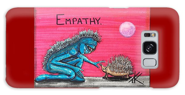 Empathetic Alien Galaxy Case