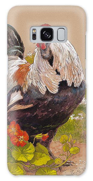 Chicken Galaxy Case - Emperor Norton by Tracie Thompson
