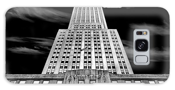 Empire State Building Galaxy S8 Case - Empire State   by Az Jackson