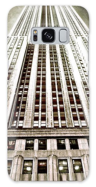 Empire State Building Galaxy Case