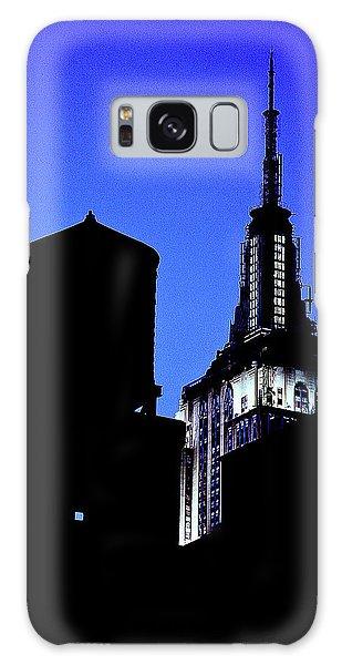 Empire State Building Galaxy Case