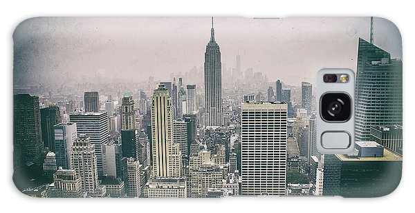 The Empire Galaxy Case - Empire State Nyc by Martin Newman