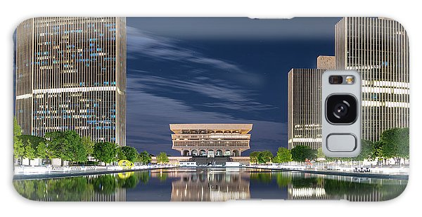 Empire State Plaza Galaxy Case