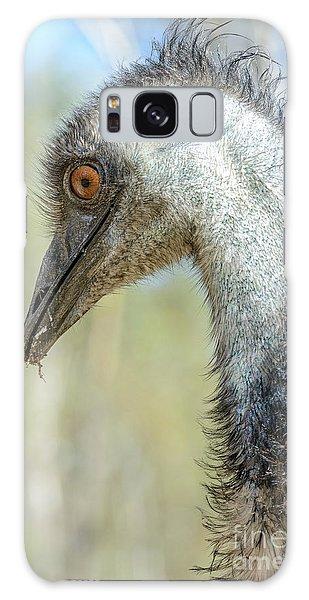 Emu 3 Galaxy Case