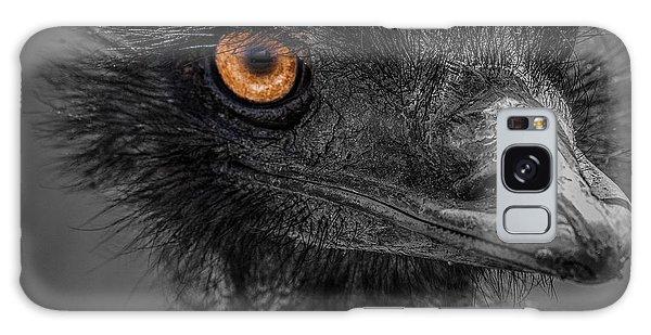 Emu Galaxy Case by Paul Freidlund