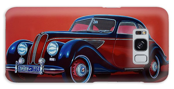 Automobile Galaxy Case - Emw Bmw 1951 Painting by Paul Meijering