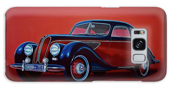 East Galaxy Case - Emw Bmw 1951 Painting by Paul Meijering