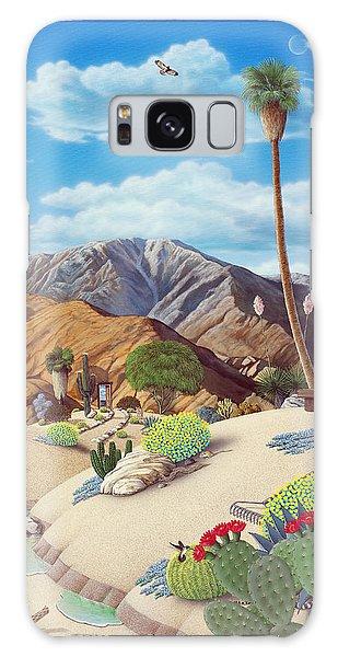 Desert Galaxy Case - Enchanted Desert by Snake Jagger