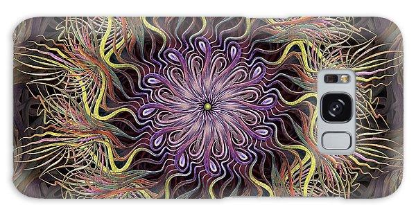 Enchanted Florist Galaxy Case