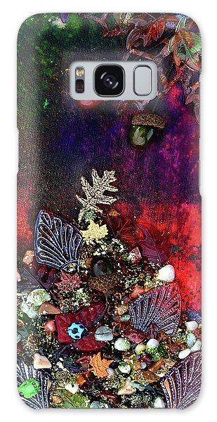 Enchanted Twilight Galaxy Case by Donna Blackhall