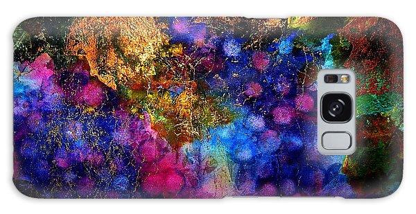 Enchanted Vineyard Galaxy Case