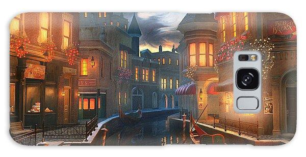 Restaurants Galaxy Case - Enchanted Waters by Joel Payne