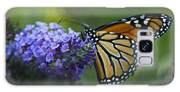 Enchanting Monarch Galaxy Case