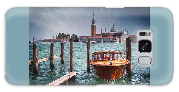 Enchanting Venice Galaxy Case by Carol Japp