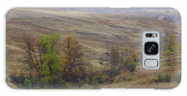 Enchantment Of The September Grasslands Galaxy Case