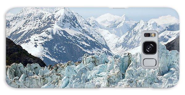 Glaciers End Of A Journey Galaxy Case by Allan Levin