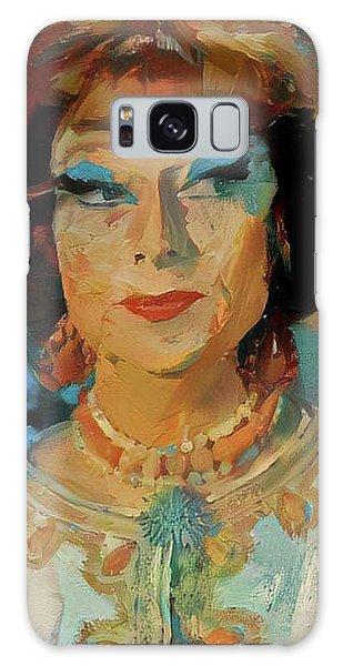 Endora Galaxy Case by Richard Laeton