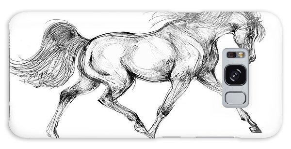 Endurance Horse Galaxy Case