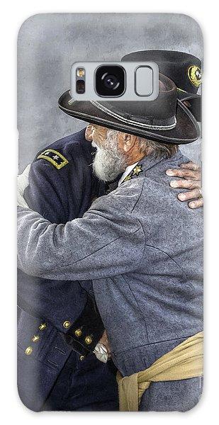 Enemies No Longer Civil War Grant And Lee Galaxy Case
