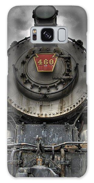 Train Galaxy S8 Case - Engine 460 Front And Center by Scott Wyatt