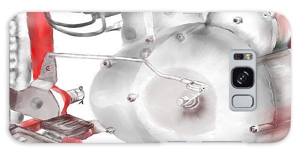 Engine Detail Galaxy Case