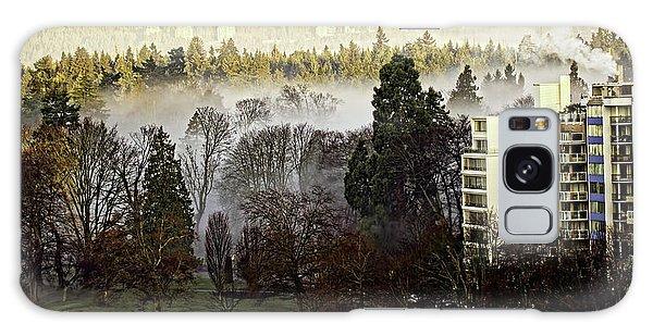 English Bay Fog #2 Galaxy Case