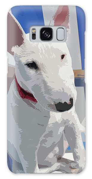 English Bull Terrier Galaxy Case