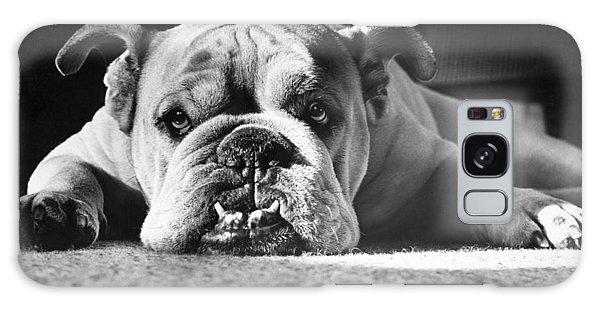 English Bulldog Galaxy Case
