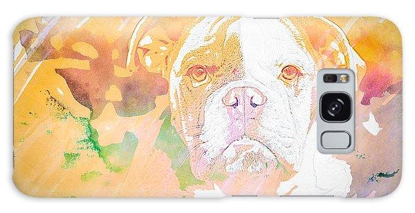 English Bulldog Wc Galaxy Case