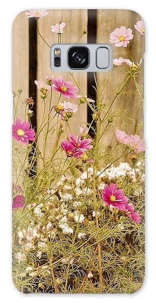 English Garden Galaxy Case