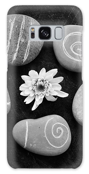 Stone Galaxy Case - Enlightened - Art By Linda Woods by Linda Woods