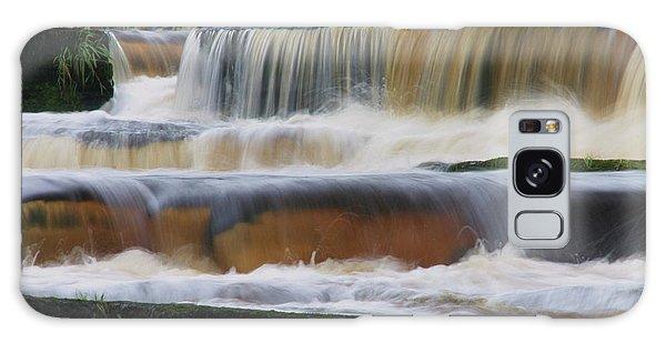 Ennistymon Falls Galaxy Case by Martina Fagan